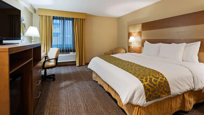 Best Western Queens Court Hotel - Queens - Camera da letto