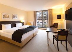 Dormero Hotel Altes Kaufhaus - لونبرغ - غرفة نوم