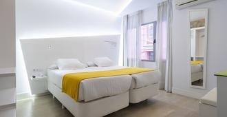 Atarazanas Malaga Boutique Hotel - Málaga - Bedroom