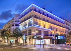 Best Western Hôtel New York Nice - Nice - Gebouw