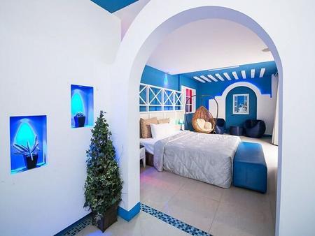 Zhen 13 Villa Motel - Tainan - Κρεβατοκάμαρα