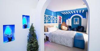 媜13Villa汽車旅館 - 台南 - 臥室