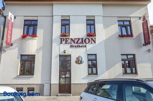 Penzión Hradbová - Košice - Building