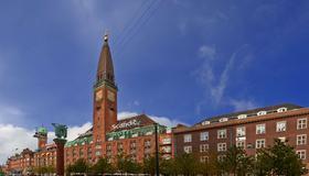 Scandic Palace Hotel - Copenhague - Edificio