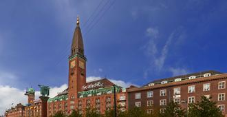 Scandic Palace Hotel - Copenhague - Edificio