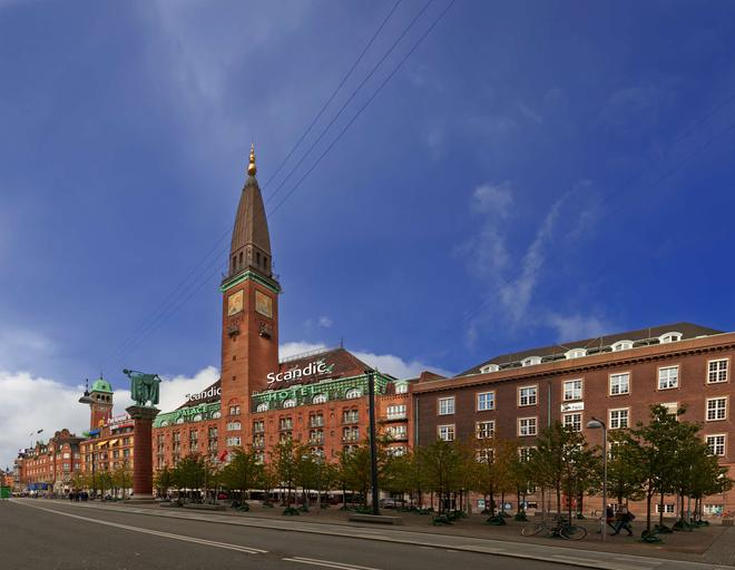 Scandic Palace Hotel - Copenhagen - Building