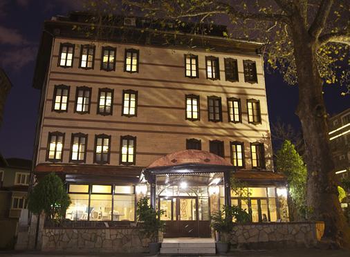 Kadi Konagi Thermal Hotel - Bursa - Toà nhà