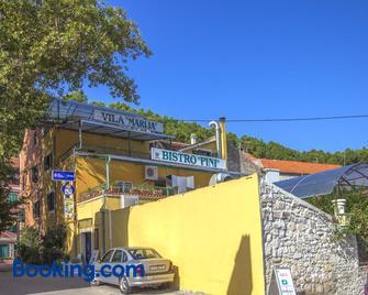 Vila Marija - Skradin - Gebäude