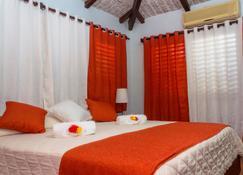 Hotel Palococo - Las Terrenas - Bedroom