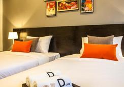 D Living Pattaya - Pattaya - Bedroom