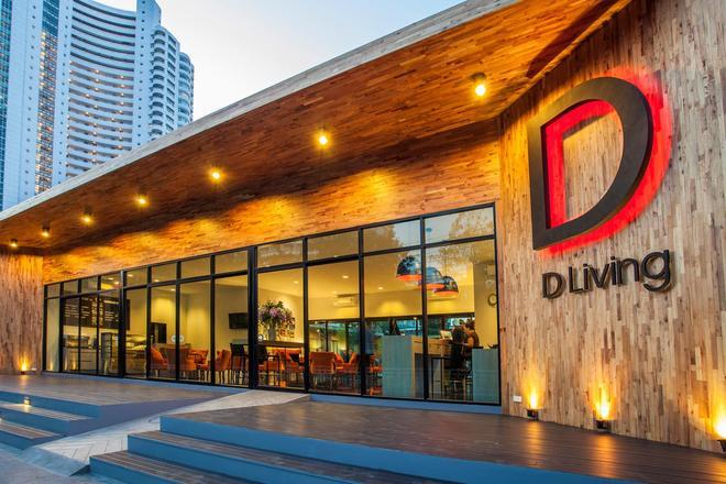 D Living Pattaya - Pattaya - Building