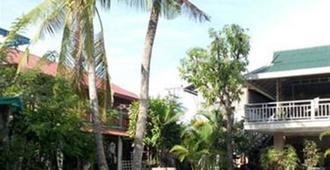 Samathi Lake resort - Phnom Penh - Pool