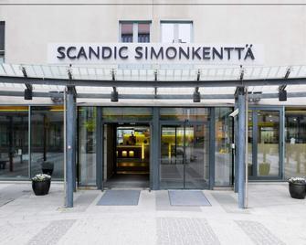 Scandic Simonkenttä - Helsinki - Building