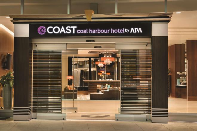 Coast Coal Harbour Vancouver Hotel By Apa - Βανκούβερ - Κτίριο