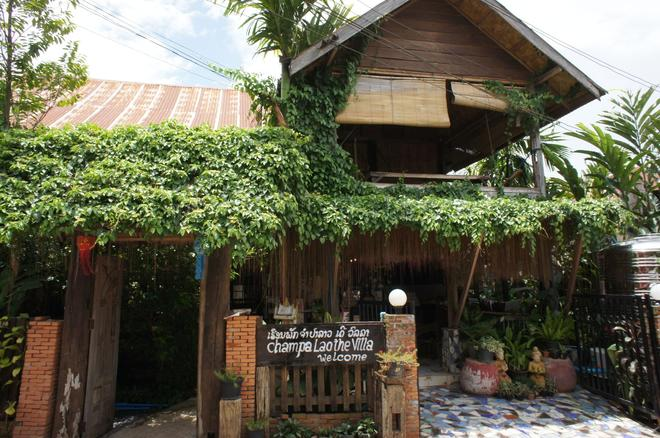 Champa Lao The Villa - Vang Vieng - Cảnh ngoài trời