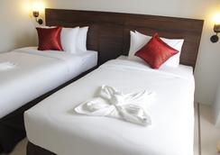 曼谷巴夏喀酒店 - 曼谷 - 臥室