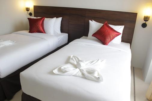 Pas Cher Hotel de Bangkok - Bangkok - Bedroom