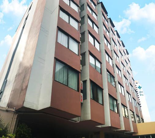 曼谷巴夏喀酒店 - 曼谷 - 建築