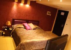Hollywood Inn Boutique Hotel - Jounieh - Makuuhuone