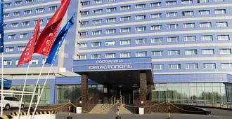 Hotel Sevastopol Classic - Moskva - Byggnad