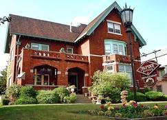 The Brumder Mansion - Μιλγουόκι - Κτίριο