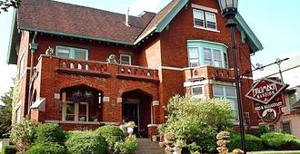 The Brumder Mansion - Milwaukee - Edificio
