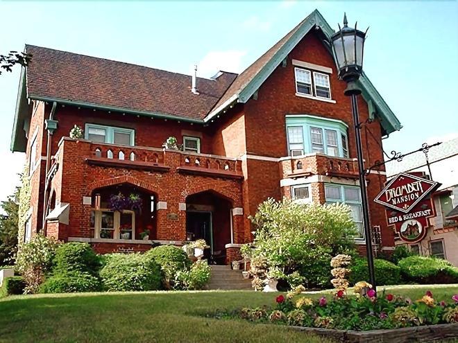 The Brumder Mansion - Milwaukee - Gebäude