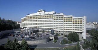 President Hotel - Kiev - Toà nhà
