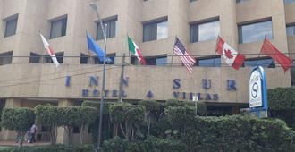 Hotel Inn Sur - Mexico City - Building