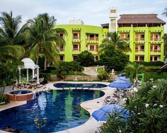 Suites & Hotel Punta Esmeralda - Puerto Escondido - Zwembad
