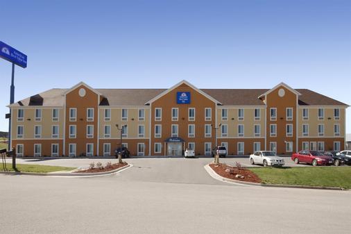 Americas Best Value Inn St. Robert - St Robert - Toà nhà