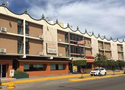 Hotel Del Valle - Culiacán - Edificio