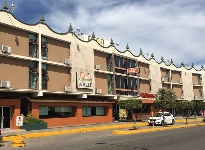 Hotel Del Valle - Culiacán - Building