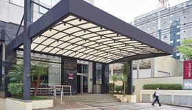 Mercure São Paulo Paulista Hotel - São Paulo - Edificio
