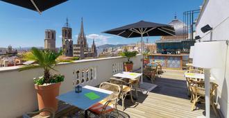H10 Montcada Boutique Hotel - Barcellona - Balcone