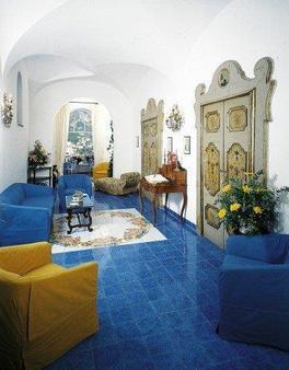 Hotel Casa Albertina - Positano - Lobby