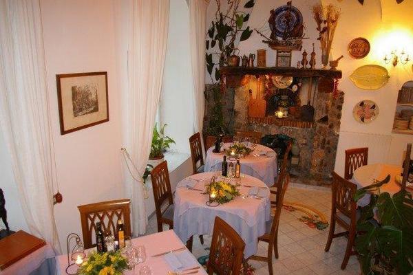 Hotel Casa Albertina - Positano - Restaurant