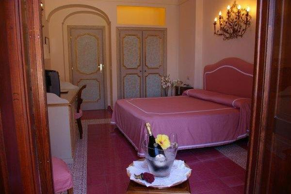 Hotel Casa Albertina - Positano - Bedroom