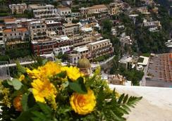 Hotel Casa Albertina - Positano - Outdoor view