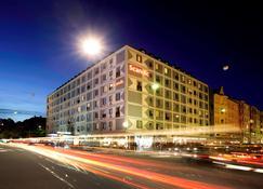 Scandic Malmen - Stockholm - Building