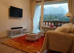 W & S Executive Apartments - Obertraun - Obertraun - Sala de estar