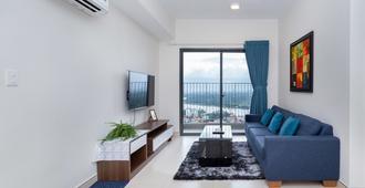 Ellie Apartment and Hotel - הו צ'י מין סיטי - סלון