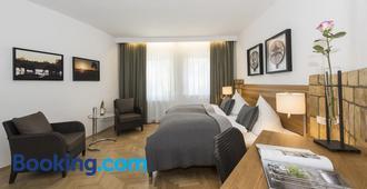 Hotel Goldener Engel - Speyer - Bedroom
