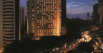 吉隆坡香格里拉飯店 - 吉隆坡 - 建築