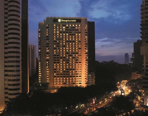 Shangri-La Hotel Kuala Lumpur - Κουάλα Λουμπούρ - Κτίριο