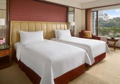 Shangri-La Hotel Kuala Lumpur - Κουάλα Λουμπούρ - Κρεβατοκάμαρα