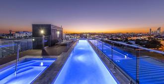 Oaks Brisbane Woolloongabba Suites - בריסביין - בריכה