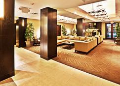 斯蒂爾沃特假日套房酒店 - 斯提爾瓦特 - 斯蒂爾沃特 - 大廳