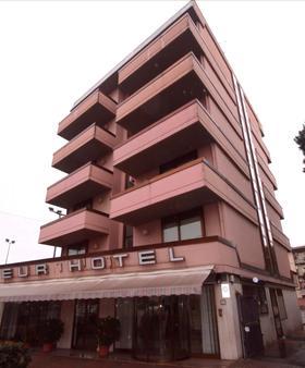 Eurhotel - Florence - Toà nhà