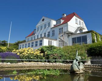 Strandhotel Røsnæs - Kalundborg - Gebouw